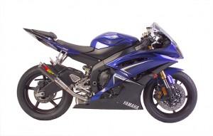 Yamaha R6 ©2009 Martin Trailer