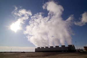 Geothermal Cooling Towers, ©Martin Trailer