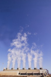 Cooling Towers, © Martin Trailer