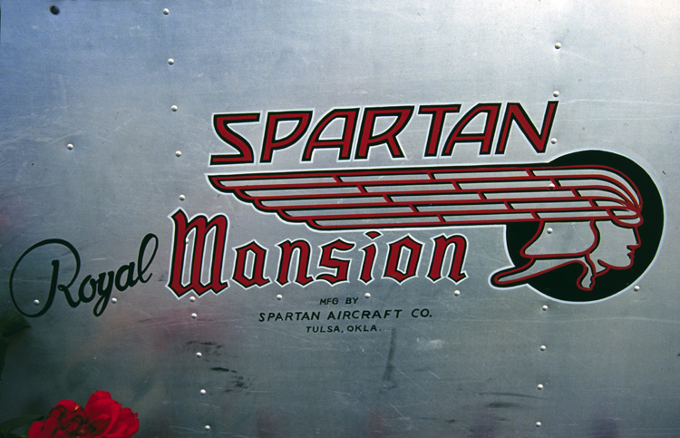 Sparan Royal Mansion Logo